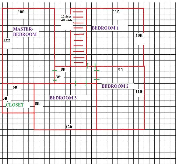 Blank Grid Numbered Search Results Calendar 2015